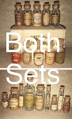LABELS ONLY Halloween Small Apothecary Potion Bottles Harry Potter Party - Sm Halloween Party