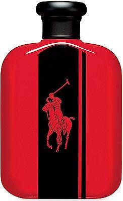 Polo Red Intense By Ralph Lauren Eau de Parfum Spray For Men 4.2 oz (Pack of 6)