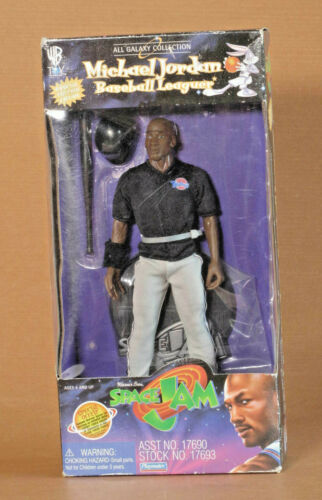SPACE JAM MICHAEL JORDAN BASEBALL LEAGUER  PLAYMATES 1996