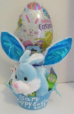 Happy Easter Gift Basket For Kids - Halloween Gift Baskets For Kids