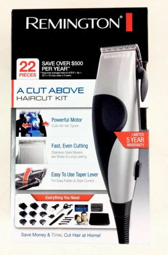 Remington HC-80 Precision 22 Piece Corded Haircut Kit