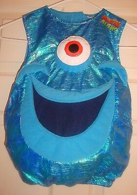 DREAM/WORKS~boys~SULLY/from/MONSTERS/INC/BLUE/ONE/EYED/MONSTER(OVER/36/MO) CUTE!
