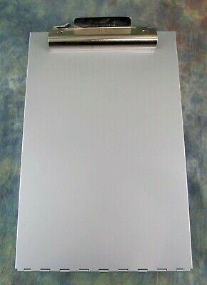 Saunders Metal Portfolio W Two Compartments Clipboard School Work Office