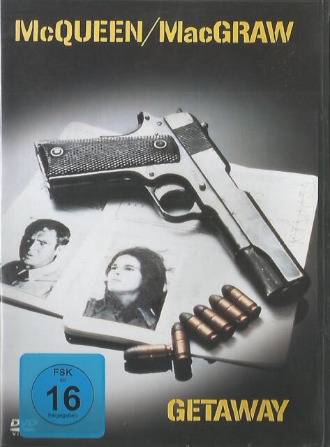 DVD - Getaway (1972) Steve McQueen / #13441