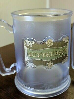 Universal Studios Wizarding World of Harry Potter Butterbeer Cup Mug Plastic ()