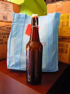 20+ Brown Glass Brewing Beer Bottles