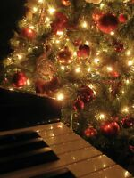 Piano Music for Christmas Events
