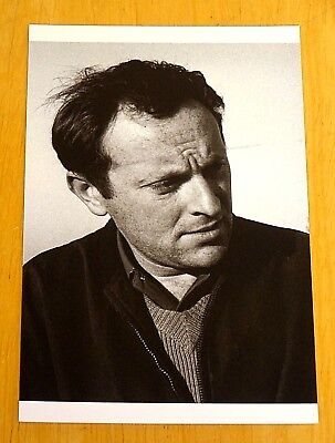 PENGUIN MODERN CLASSIC WRITERS ~ JOSEPH BRODSKY ~ PRINTED POSTCARD ~ NEW