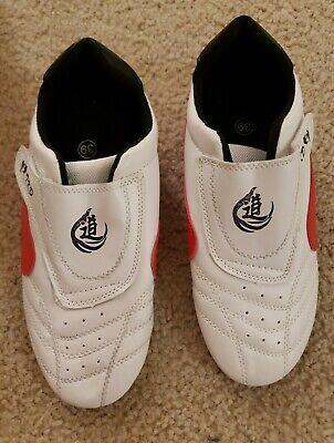 Tai Chi Kung Fu Shoes Taekwondo Sneakers Taekwondo Martial Arts Shoes Size 39