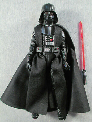 "Darth Vader - LOOSE 6"" inch series figure - Star Wars Black - 40th Anniversary"