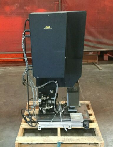 PAS Series 50 IAS Pneumatic Heat Staking Press  Heat Staker