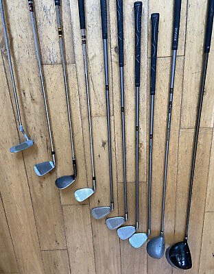 Golf Club Set: Skymax, Nike, Taylor Made, Wilson and Cleveland