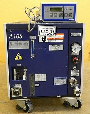 Ebara A10s Multi-stage Dry Vacuum Pump With 50538 Hours Used Tested Working