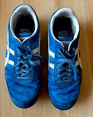 Asics Onitsuka Tiger Sneakers Ultimate 81 Blue Shoes Bruce Lee Kill Bill 80's 7