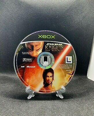 Star Wars knights of the old republic  - Xbox - Disc Only - Good Condition