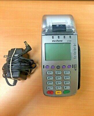 Verifone Vx 520 Emv Credit Card Machine