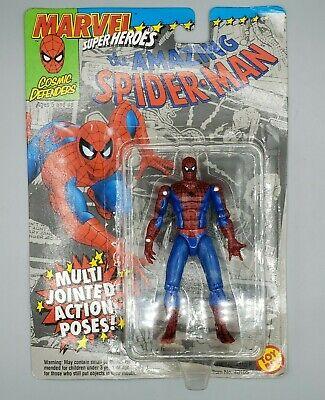Marvel Super Heroes Spider-Man Cosmic Defenders ToyBiz 1992 Multi Jointed Action