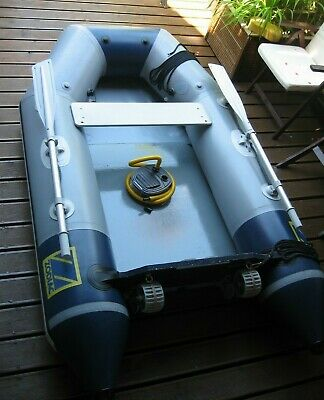 Zodiac 2.3m Inflatable Dinghy.