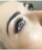 Studio F Eyelash Extension / Pose de Cils