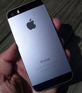 IPhone 5s Space grey Touch ID