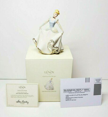 Lenox Classics Disney Showcase Cinderella Enchanted Dream Figurine 802865
