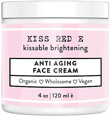 Anti Aging Face Cream. Best Anti Wrinkle Moisturizer For Face, Hands,