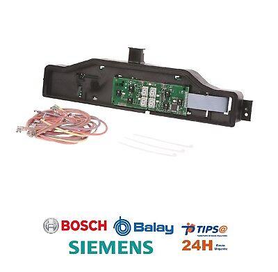 MODULO CONTROL TOUCH CONTROL VITROCERAMICA BALAY SIEMENS BOSCH 00707052 707052