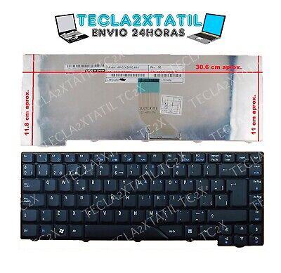 ACER ASPIRE K010536A1 KB.INT00.036 KB.INT00.036 TECLADO NEGRO SP