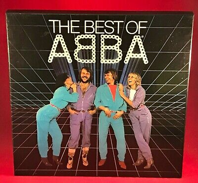 ABBA The Best Of 1972-1981 READERS DIGEST UK vinyl BOX SET EXCELLENT CONDITION
