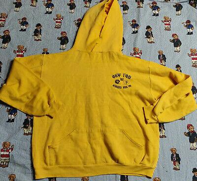 VTG Russell Football Michigan Nebraska Hoodie Phi Kappa Psi Gamma Phi Beta
