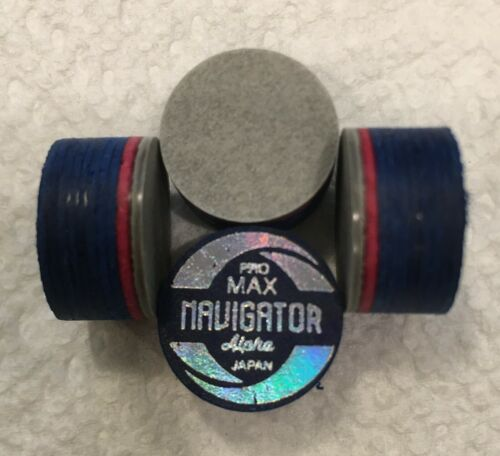 IN STOCK, (1) Navigator Pro Max Alpha Pool Cue Tip, FREE SHIPPING