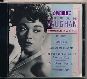 Trouble-Is-a-Man-Sarah-Vaughan-15-track-cd