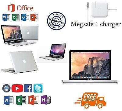 "Apple MacBook Pro 13.3"" (2012) i5 - 4GB - 500GB - 12 M Warranty - With Office"