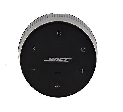Bose SoundLink Revolve Bluetooth Wireless Speaker Black Used Excellent👍 PRICE🔥