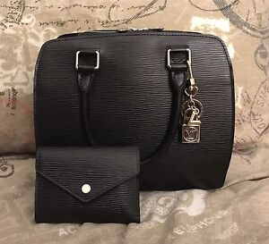 Louis Vuitton Epi Pont Neuf Bag, matching wallet and charm Fortitude Valley Brisbane North East Preview