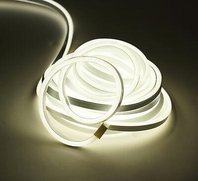 LED Licht Schlauch 10m warmweiß 900 LED - Lichterschlauch Deko Beleuchtung Außen