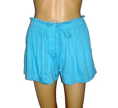 Florabella Resort Wear Cotton Modal Capri Shorts NWT Small Fully Lined $80 ()