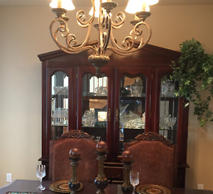 Used Hutch and Buffet