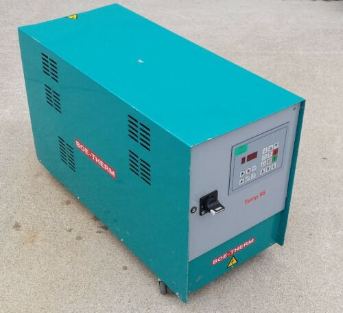 BOE-THERM Temp 95 Process Water Temperature Control, 480V 3-phase, 11.9A, 9.6 kW