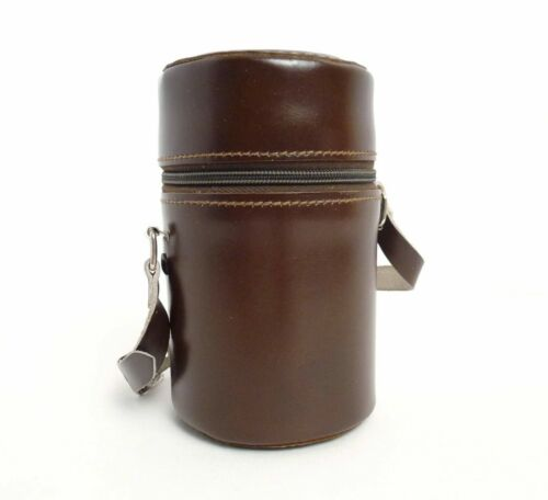 LEICA LEATHER LENS CASE #3; 98283,  NEW