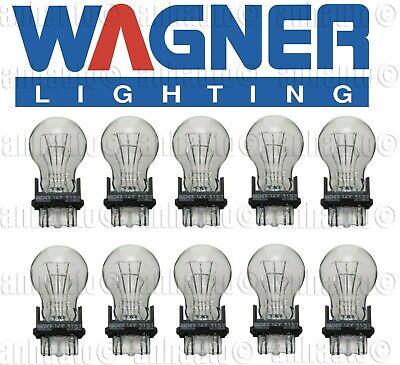10x WAGNER 3157 Light bulb's Tail Brake ,Backup ,S8 Signal