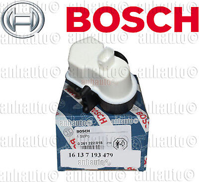 BOSCH Fuel Vapor Leak Detection Pump for BMW 16137193479