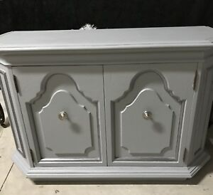 Beautiful Vintage Refinished Buffet