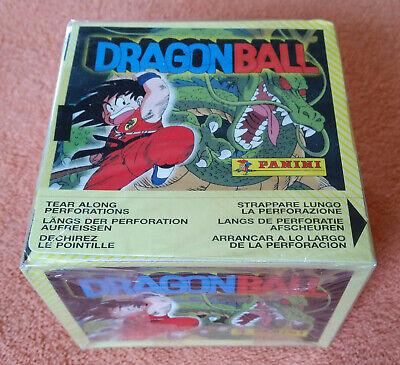 Panini Dragon Ball Boite Box / neuve blister . new sealed ....
