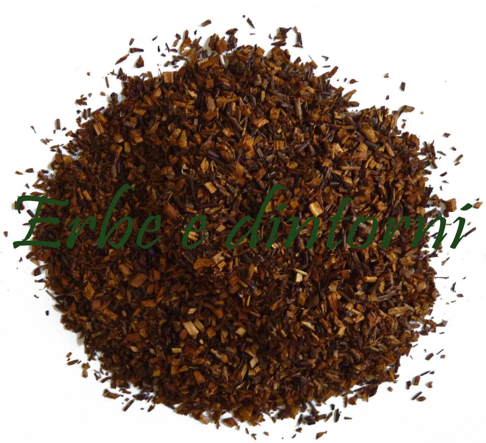 ROOIBOS Tè rosso BIOLOGICO   500 gr