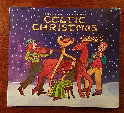 NEW Putumayo Presents: Celtic Christmas Various Artists, Vocal and Instrumentals ()