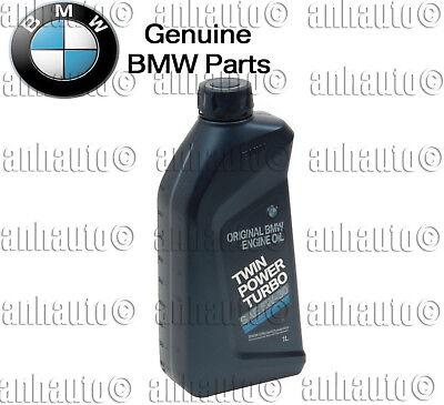Genuine BMW Full Synthetic Motor Oil 5w-30 (1-Liter) 07510017866
