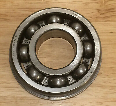 Mrc 307s Roller Bearing Single Row Deep Groove Wsnap Ring Abec1