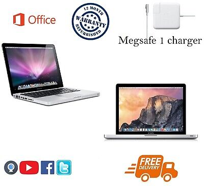 "Apple MacBook Pro 13"" (C2D) 8GB RAM 500GB HDD - Good condition - 12M warranty"