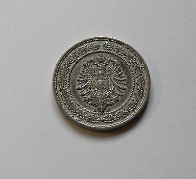 KAISERREICH: 20 Pfennig 1888 A, J. 6, vorzüglich !!!  I.